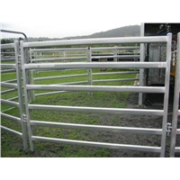 Cattle Rail Fence Pipe Cattle Fencing Panel