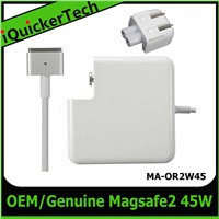 For Apple Magsafe2 45W For MacBook Charger Laptop adapter 14.5V 3.08A