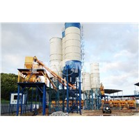 HZS35 concrete batching plants for sale in India