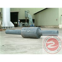 Hot Roller Heavy Steel Forgings 15000mm Customized For Rolling Mill