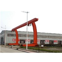 L Type 5~32/5T Single Main Beam Hook Door /Gantry Crane