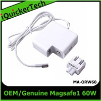 OEM/Original 60W Magsafe1 Laptop AC Adapter Charger for APPLE MacBook PRO A1184