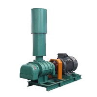 Roots blower for pneumatic conveying