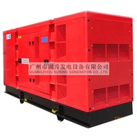 200KVA Diesel Silent Generator with Perkins Engine