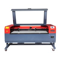 AS1690 laser cloth leather cutting machine
