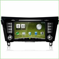 Newsmy car navigation gps DT5267S For NISSAN 2014 X-trail 4core Android 4.4 8inch