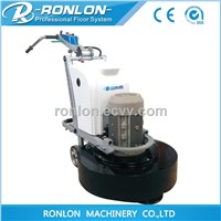 R900 Four heads save 40% time used concrete floor grinding machine