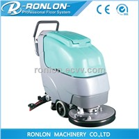 CE approved floor washing cleaning machine