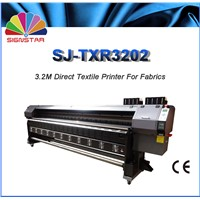 Signstar large format textile printer SJ-TXR3202 (3.2M width direct fabric printer)