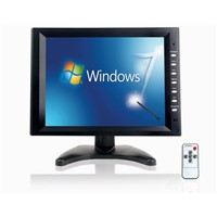 "10"" VGA AV1 AV2 HDMI High resolution Touch Screen Monitor"