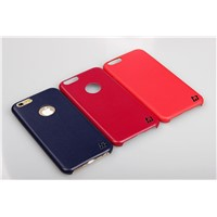 Attractive Design Hot Pressed PU Leather Mobile Phone Cases for iPhone 5, 500 Pieces/Each Color MOQ