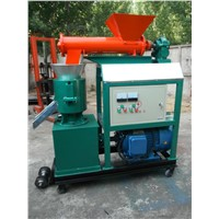High efficiency biomass sawdust pellet making machine