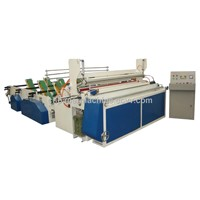 Tissue Paper Rewinding/Perforation/Embossing Machine