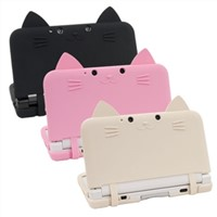 New Cat Neko Nyan Nintendo 3DS LL Silicon Hard Cover