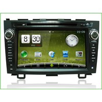 Newsmy  For Honda 2010 for CRV 2din car dvd gps CarPAD2 8inch Android  CAR DVD PLAYER,