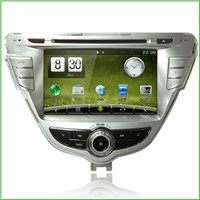 Newsmy  For Hyundai 2012 Elantra CarPAD2  Wince dual system   GPS NAVIGATION,CAR GPS,CAR VIDEO