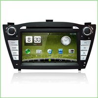 Newsmy car dvd gps For Hyundai IX35 Black key CarPAD2 7inch 1024*600 HD CAR GPS