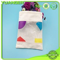 Screen Printing Waterproof Clear Plastic PVC Packaging Bag Exporter