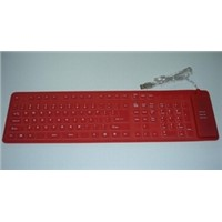 silicone rubber computer keyboard