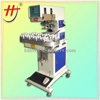 single color conveyor pad printer