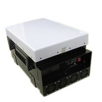 High DDS Full frequency High Power All Signal Jammer 25-6000MHz with Software management