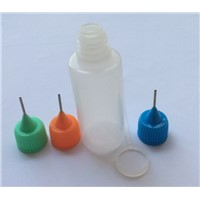 20ml PE eliquid needle tip dropper bottle colorful cap high quality