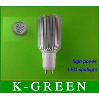 Best Quality High Lumen High Power 6w,9w Gu10 Led Spotlight