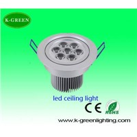 Best Quality 3w,6w,7w,9w,12w High Power Led Ceiling Light