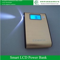 7800mAh(602) intelligent portabel charger,power station, LCD digital display ,power bank