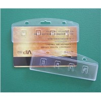 Easy Swipe Card Holders/Magnetic Stripe Card Holder