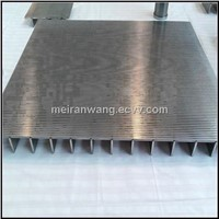 welded wedge wire screen/Stainless Steel  wedge wire screen