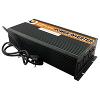 2000W high efficiency power inverter charger