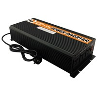 3000W charger inverter with 12V DC input and 220V AC output
