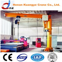 BZ Type Column Swing Level Jib Crane