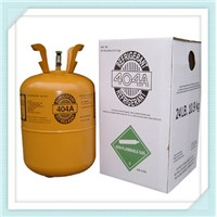 Cool gas r404a refrigerant mixed gas for AC R404a
