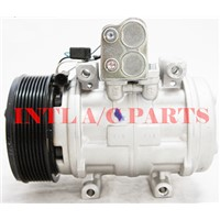 Denso 10P15/10P15C auto air conditioner ac compressor for 6415 John Deere 7500 Tractor