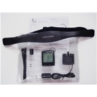 Heart rate bike speedometer Bicycle speedometer
