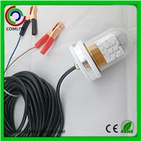 LED fishing attraction light