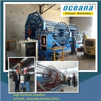 cage welding machine for concrete pipe
