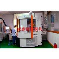 Our Equipment High speed CNC milling processing
