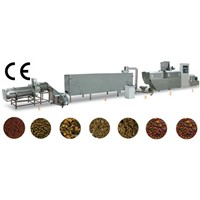 pet feed  processing line