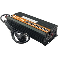 power inverter with charger 1000W 12V 220V
