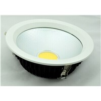 20W LED COB Downlight For Hotel 2000-2200LM 2700K - 7000K