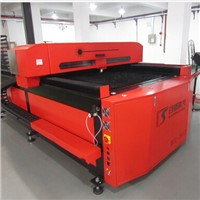 CO2 laser cutting machine for 25mm acrylic and 1.5mm metal