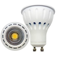 GU10 6W 5W LED Cup Lighting ,COB LED Spot Lighting With 3 Year Warranty