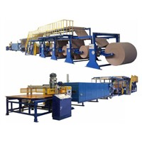 Paper Honeycomb Core & Board Machinery