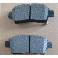 Toyota BYD auto spare parts brake pad