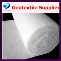 nonwoven geotextile high quality needle punched fabic