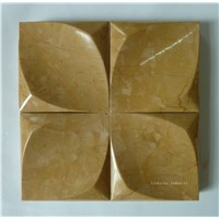 Natural stone 3d wallart mosaic panels