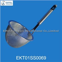 Stainless steel mesh skimmer with different sizes (EKT01SS0069)